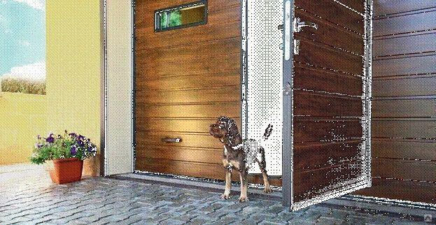 секционные ворота алютех в перми