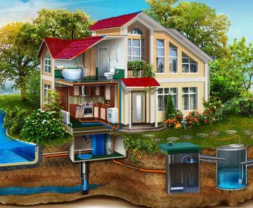 Баланс водопотребления и водоотведения для  МУП г.Сочи «Водоканал».